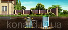 Станция биологической очистки сточных вод, фото 2