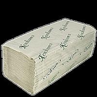 Полотенце Серое Кохавинка бумажное Vскл. 25*23см (25уп*170шт)