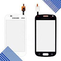 Тачскрин Samsung S7560, S7562, цвет белый