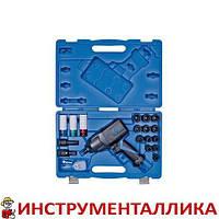 Пневматический ударный гайковерт 1/2 композитный с набором головок 20 предметов 44801AMP KingTony