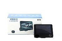 Автомобильный видеорегистратор DVR SD 319 HD с 3 камерами, фото 1