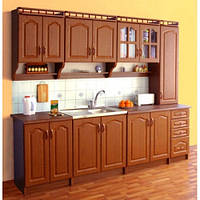 Кухня Корона 2,6 м.с пеналом