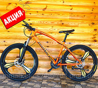 Велосипед на дисках Jaguar Orange M-11