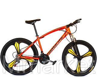 """Велосипед Jaguar Orange 26"""" (сталь-11)"""