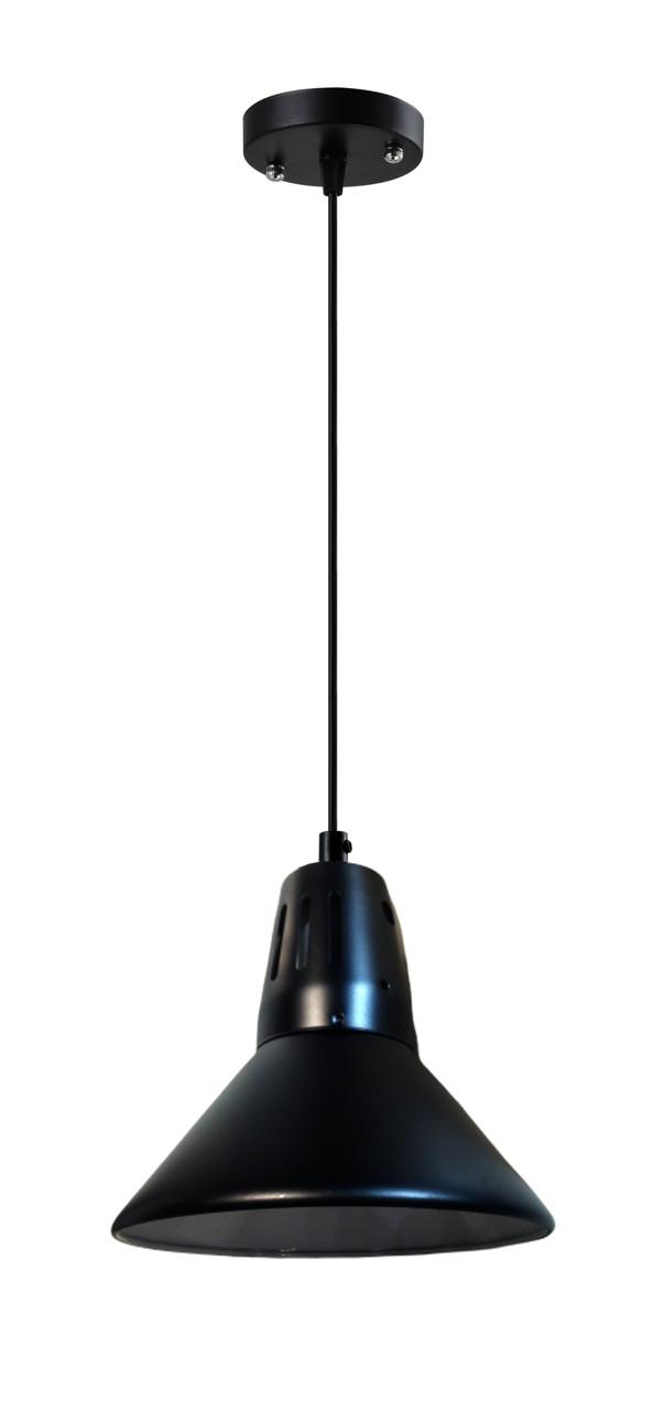 Світильник стельовий дізайнерський LIBRARY BLACK 60W E27 IP20 (30шт/ящ) TM LUMANO