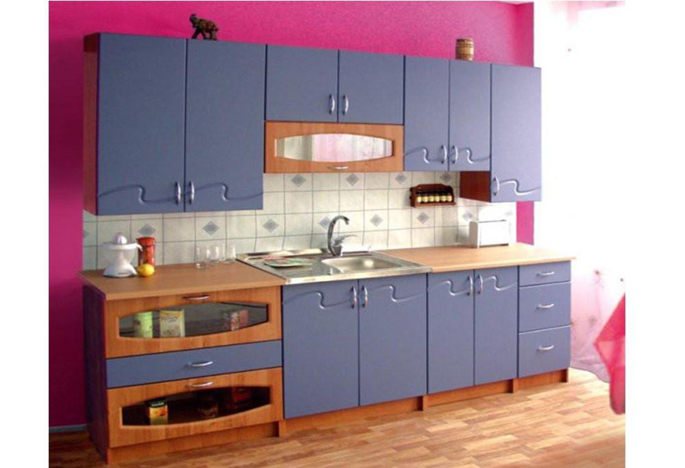 Кухня Импульс 2,6 м - Интернет-магазин мебели готовой и по индивидуальным проектам  в Ирпене