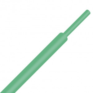 Трубка термоусаджувальна 3,0 зелена ENERGIO/HAIDA