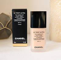 Chanel Le Teint Ultra Flawless Foundation Luminous Matte Finish SPF15 тестер 20мл