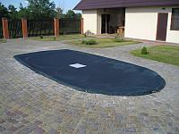 Тент защитный для бассейна, фото 1