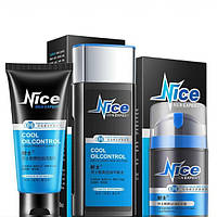 Набор мужской косметики для ухода за кожей лица Nice Men Expert 3 in 1