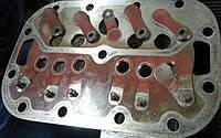 Ремонт плиты клапанной