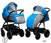 Универсальная коляска 2 в 1 Ajax Group Viola Agat