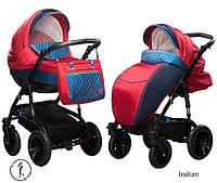 Универсальная коляска 2 в 1 Ajax Group Viola Indian