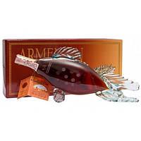 Коньяк Армянский Рыба 5* 40% 0.5л