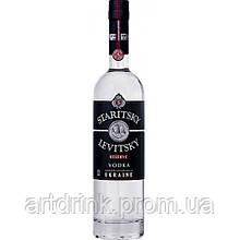 Старицкий & Левицкий Staritsky & Levitsky Reserve Vodka 40% 1.0L