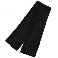 Шарф Pierre Cardin Knitted Black - Оригинал