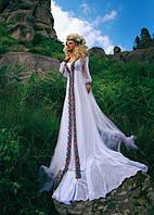 Весільна сукня з вишивкою., фото 1