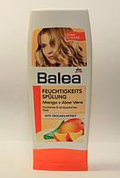 Бальзам-кондиционер для тусклых волос с экстрактом персика и протеинами шелка