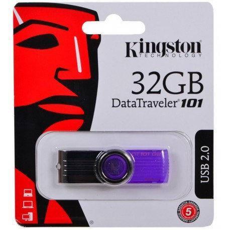 Флешка USB Kingston 32GB USB Flash Card флеш накопитель, фото 2