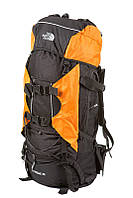 Туристический рюкзак North Face Extreme 80L, оранжевый, фото 1