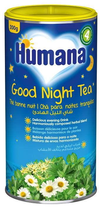 Чай растворимый Humana Сладкие сны, 200 г
