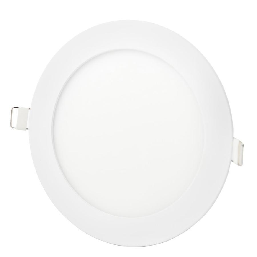 Светильник точечный врезной ЕВРОСВЕТ 12Вт круг LED-R-170-12 6400К