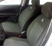 Чехлы на сиденья Авточехлы Citroen С-Elysee 2013 - з с 1/3 2/3 горбы 2 подг Prestige ситроен ц елис