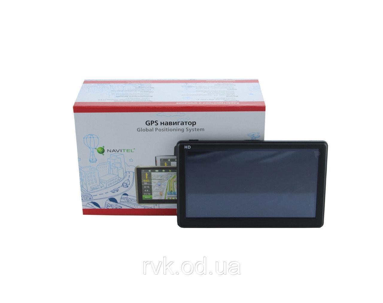 "Навигатор GPS 8004 7"" ddr2-128mb 8gb HD\ емкостный экран"