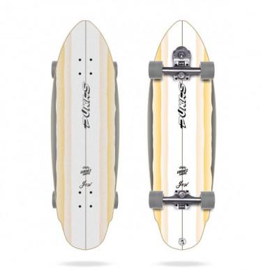"Лонгборд Yow ( YOCC9A01-04 ) Plan B 33.5"" Pukas x Yow Surfskate 2019"