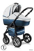 Детская универсальная коляска 2 в 1 Ajax Glory Atlantic