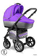 Детская универсальная коляска 2 в 1 Ajax Glory Ametist