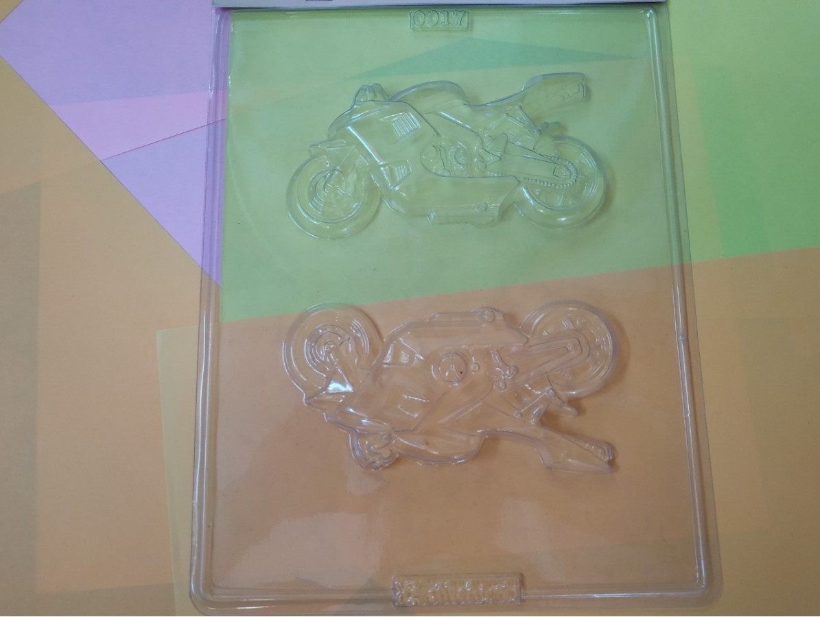Текстурный мат Мотоцикл 2