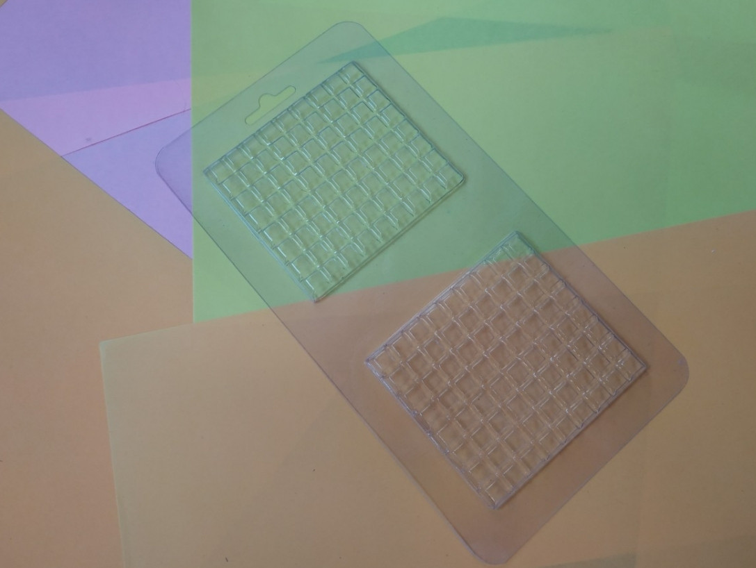 Текстурный мат Плитка Шоколада 3