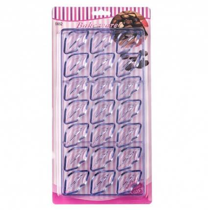 Форма для конфет поликарбонатная Губы, фото 2