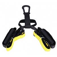 Подвесной фитнесс-тренажер (тренировочные петли) Fitness Strap Training, фото 1