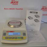 Весы лабораторные ADG1000С (АХIS)