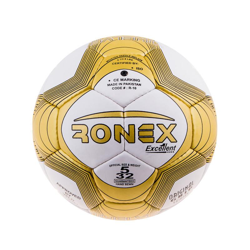 Футбольный мяч Grippy Ronex Excellent (TWELVE)