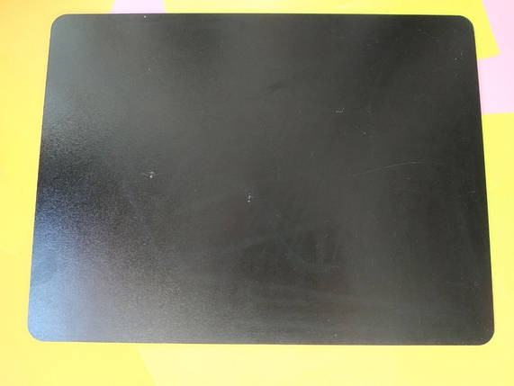 Прямоугольная подложка 30*40 см, Черная с закругленными углами (1 шт), фото 2