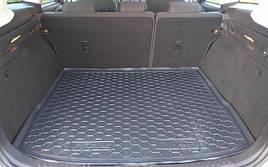 Коврик в багажник резиновый CITROЁN C-4 Picasso (2014>) 'Avto-Gumm'