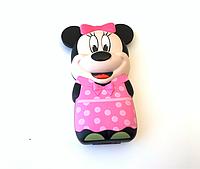Мини Мобильный Телефон Mickey Mouse (Микки Маус) (Power Bank встроенный), фото 1