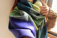 Шарф VEITHDIA Разноцветный Фиалка 180х60 см