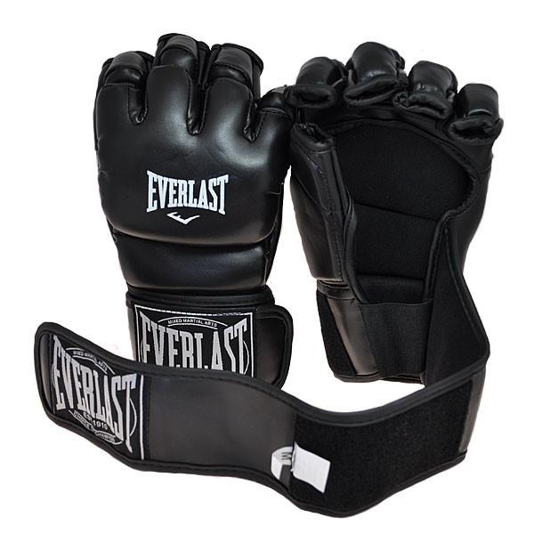 Перчатки Ever MMA, DX364 Черный, L