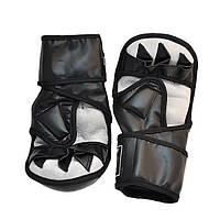 Перчатки Ever MMA, DX415 Черный, XL, фото 1