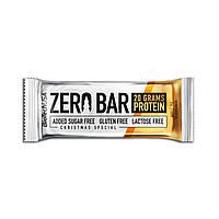 Протеиновый Батончик ZERO Bar, Вкус Яблочного Пирога, BiotechUSA, 50 гр