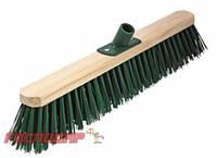 Господар  Щетка промышленная 300*75*150 мм ПЭ+ПВХ деревянная с пласт. крепл. без ручки, Арт.: 14-6412