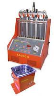 Установка ультразвуковой и контурной  очистки бензиновых форсунок CNC-602