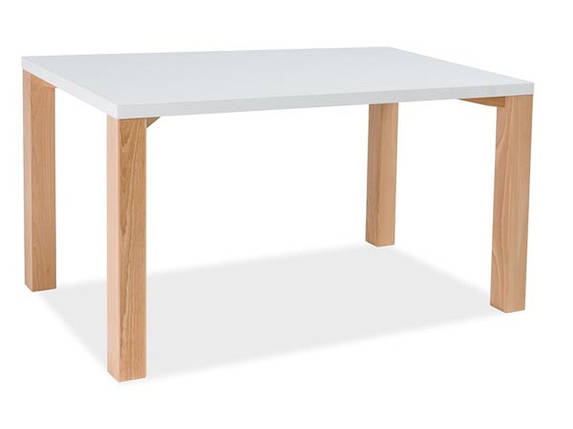 Стол деревянный на кухню Egon 120*80 signal, фото 2