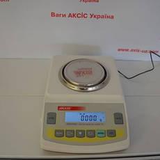 Весы лабораторные ADG3000С (АХIS), фото 3