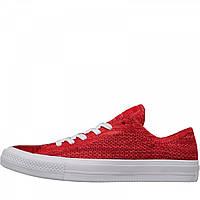 Кеды Converse x Nike Flyknit Chuck Taylor All Star Ox Casino/Team Red Red Marl - Оригинал