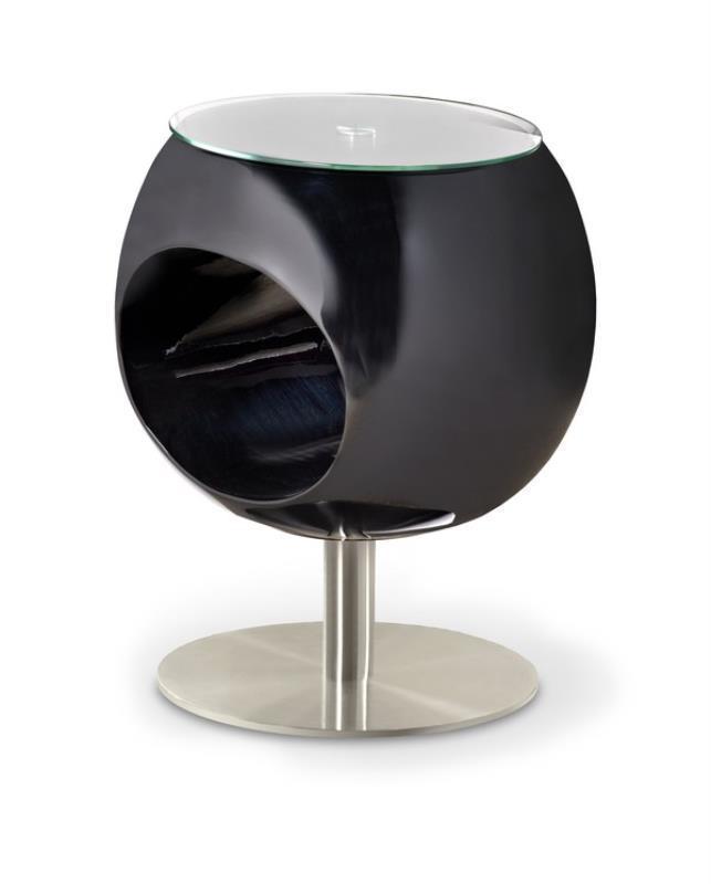 Стол DONNA (черный) (Halmar)